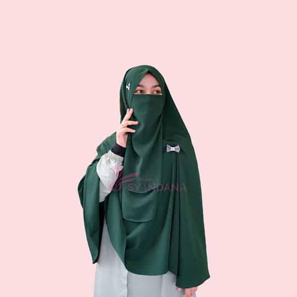 Jual jilbab bergo syar'i